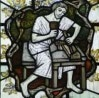 Carpenter stained-glass