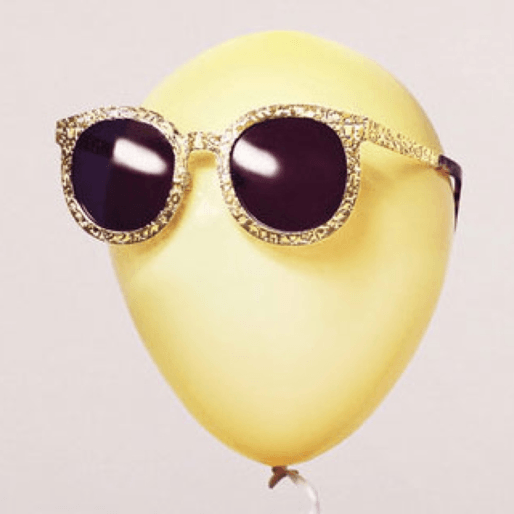Balloon incognito