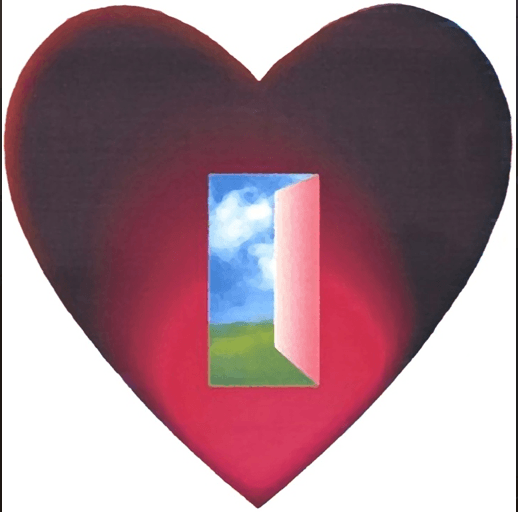 Door through the heart