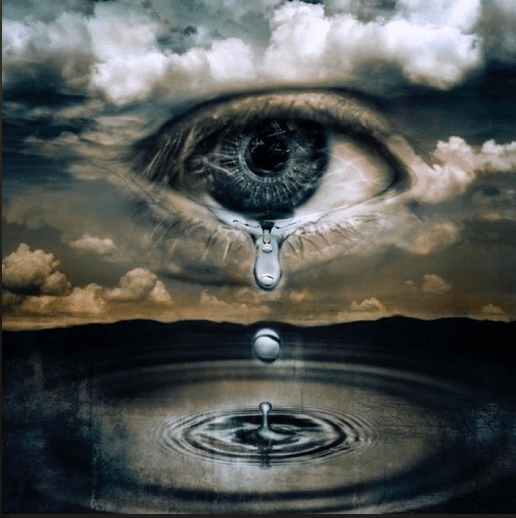 Tears of Liquid Intercession and Prayers