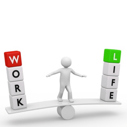 Work, Life and Working Towards Living