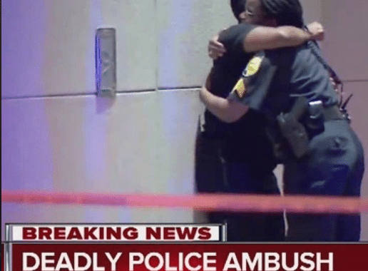 Dallas Shooting: God's Message to Us