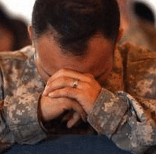 To Pray Like a Spiritual Veteran