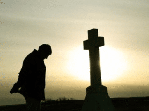 Death and Resurrection in Waiting on God